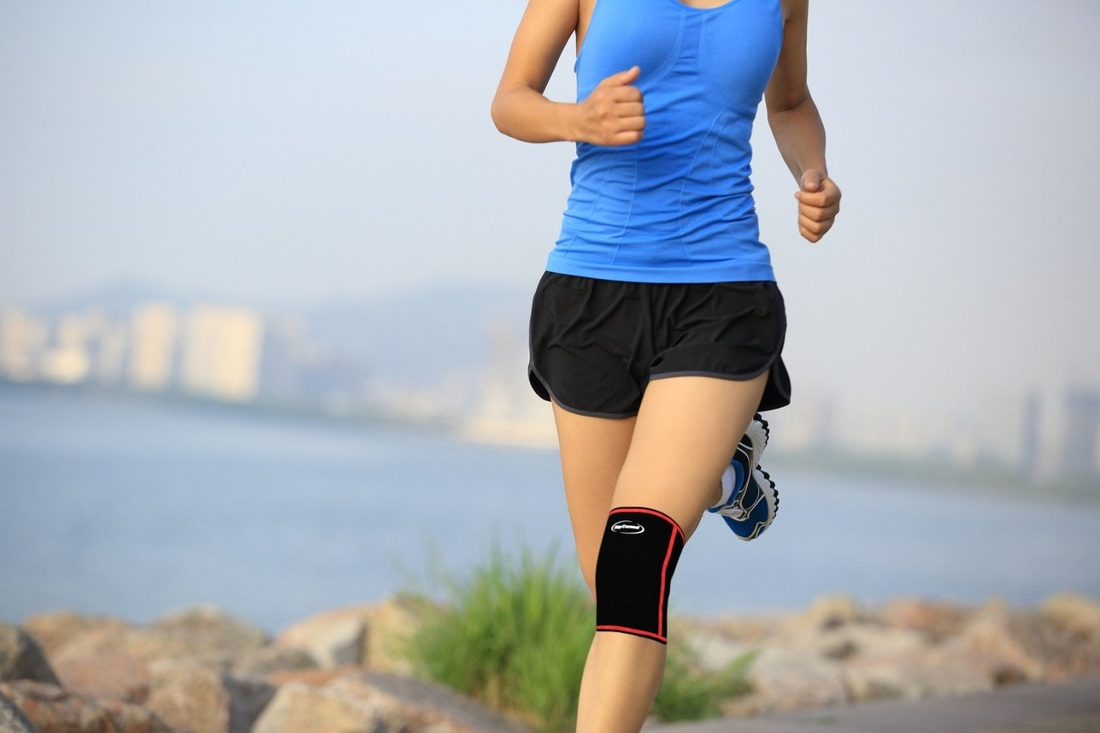 Knee Sleeves for Running